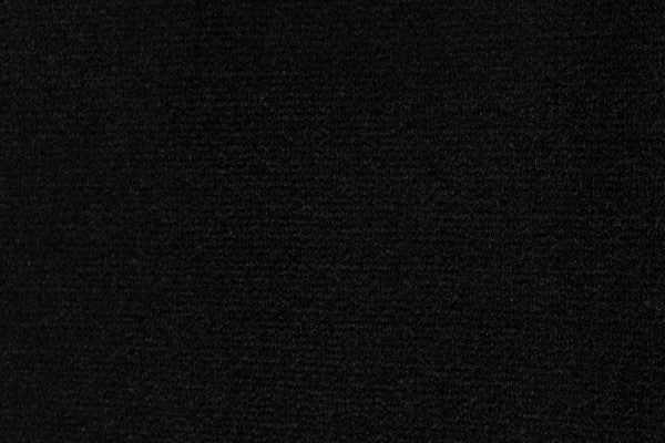 Ebony Black Tie carpet swatch
