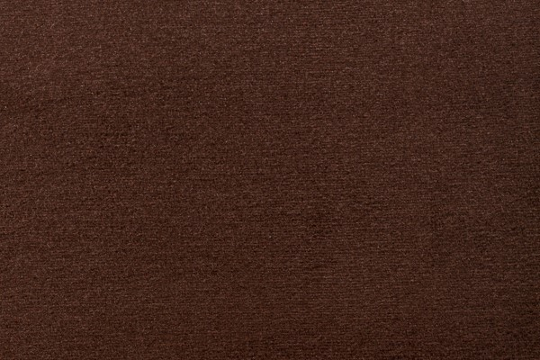 Chocolate brown Black Tie carpet swatch