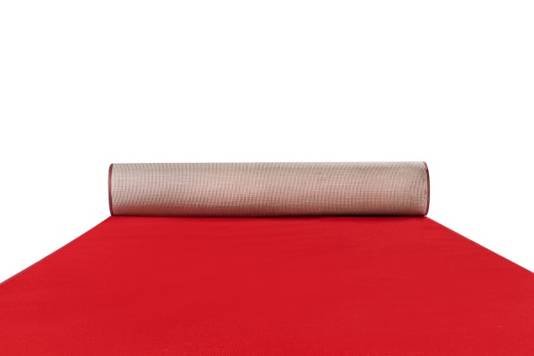 Cerise Black Tie carpet runner