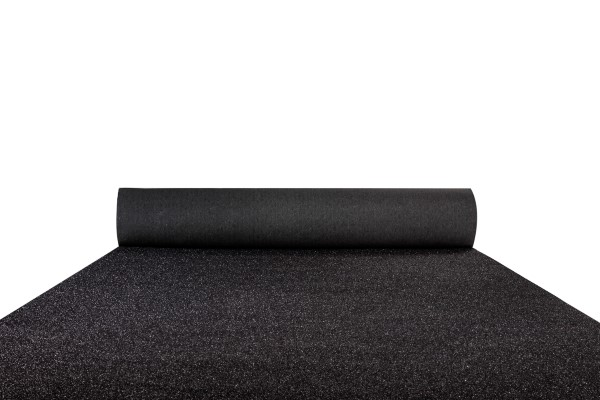 Black diamond carpet runner