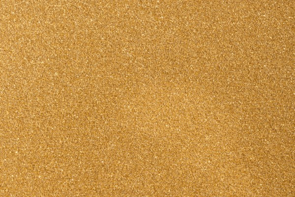 Gold diamond carpet swatch