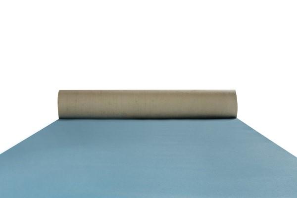 Baby blue event carpet runner