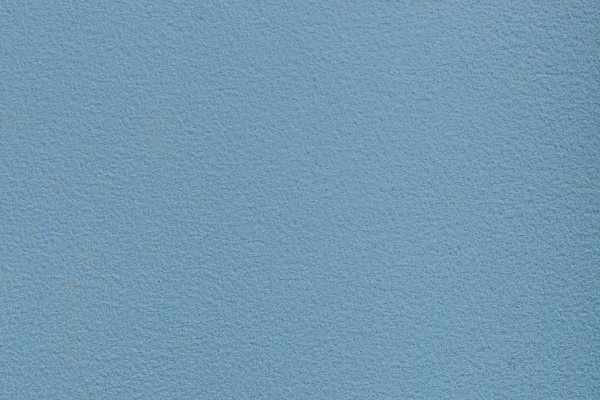 Baby blue event carpet swatch