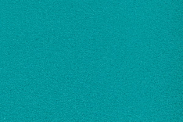 Turquoise event carpet swatch