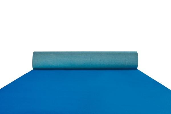 Royal blue event carpet runner