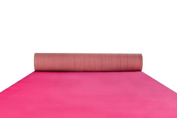 Hot pink event carpet runner
