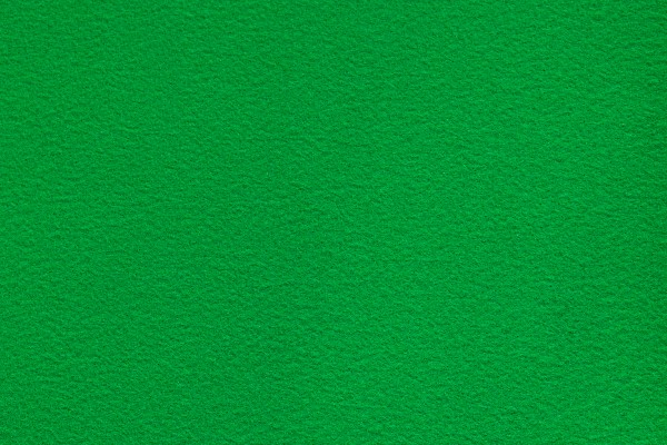 Kelly green event carpet swatch