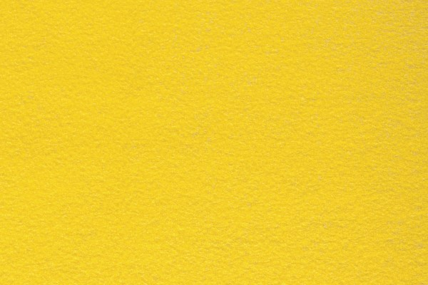 Yellow event carpet swatch