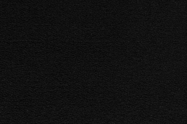 Black event carpet swatch