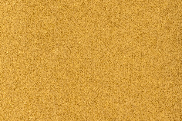 Glitter ochre gold carpet swatch
